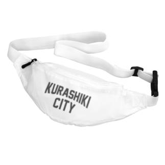 JIMOTO Wear Local Japanのkurashiki city 倉敷ファッション アイテム Belt Bag
