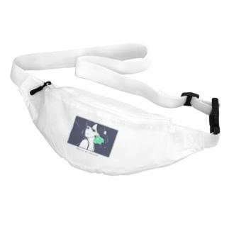 ナイショのエメラルド Belt Bag