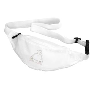 アラスカン・マラミュート犬のおしり Belt Bag