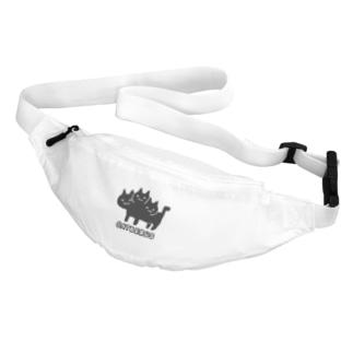 ネコベロスちゃん Belt Bag