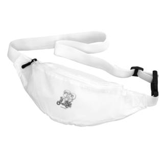 カッパつ野郎(スクーター黒) Belt Bag