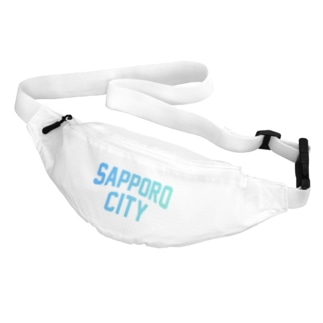 札幌市 SAPPORO CITY Belt Bag
