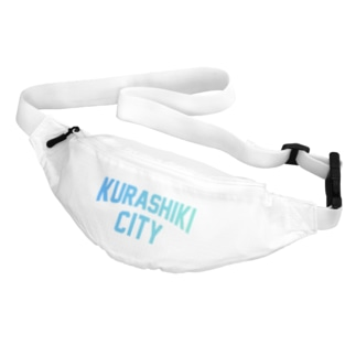 倉敷市 KURASHIKI CITY Belt Bag