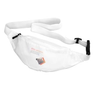 英字ヴァージョン2 Belt Bag