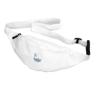 ウミネコ(線あり) Belt Bag