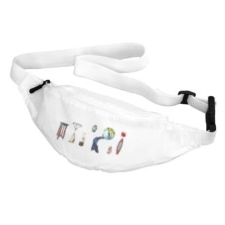 夢みるクロネコ Belt Bag