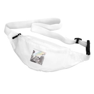 「Aurora diurna」ジャケデザイン2 Belt Bag