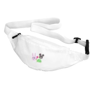 三角関係💗⚡️ Belt Bag