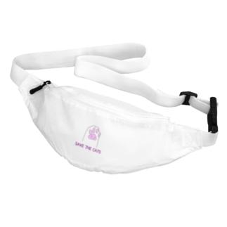 Save the cats1 Belt Bag