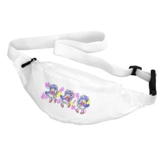 めるりん(横長) Belt Bag