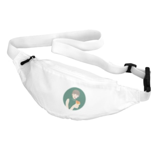 食後のデザート Belt Bag