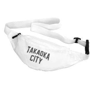 高岡市 TAKAOKA CITY Belt Bag