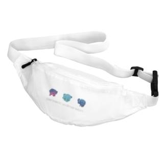 perfect x-dimension Belt Bag