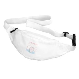 いきかえる低気圧めまいちゃん Belt Bag