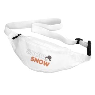 スノースノー Belt Bag
