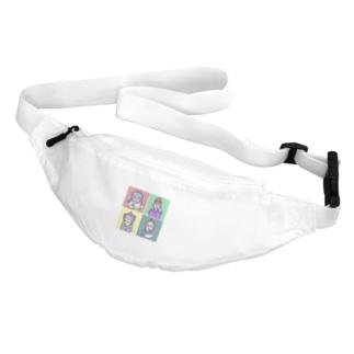 おことちゃんず Belt Bag