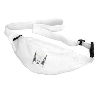 Gemini/双子座 Belt Bag