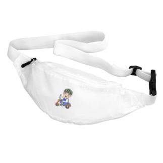 スイカ頭のたーくん Belt Bag