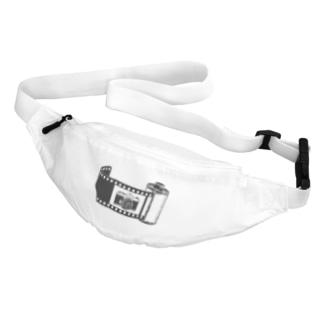 Film&Camera(黒) Belt Bag