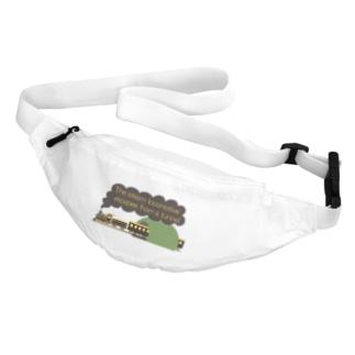 スチームトレイン Belt Bag