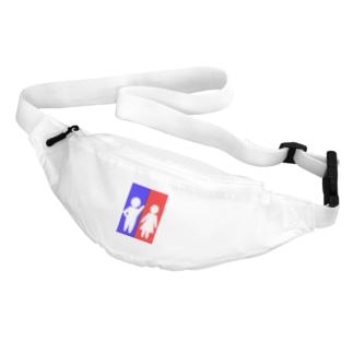 COOLMAN in TOILET Belt Bag