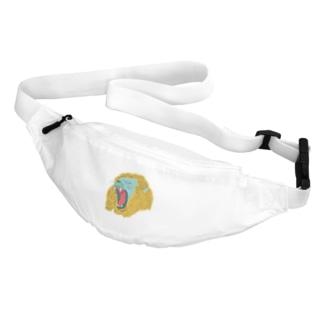 王者ライオン Belt Bag