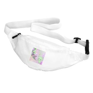 What is cute? メロンクリーム猫さん Belt Bag