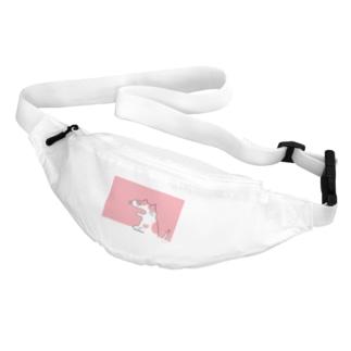 ぶちねこさん Belt Bag
