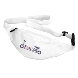 キックボード風スワローロゴ Belt Bag