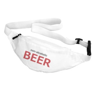 ノンアルコールビール ビール Belt Bag