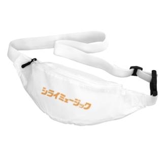 シライミュージックカナオレンジロゴ Belt Bag