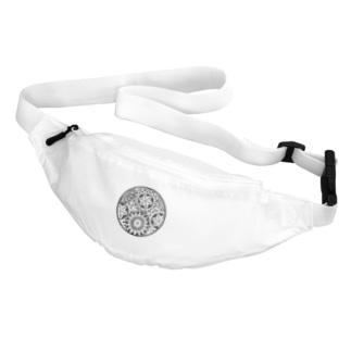 白黒華 Belt Bag