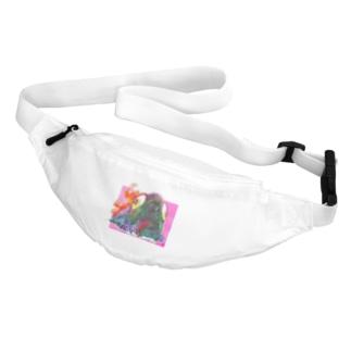 焼き魚ちゃん Belt Bag