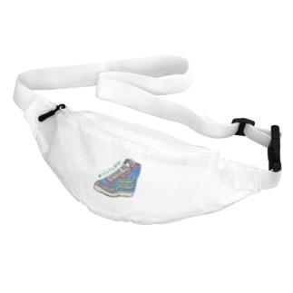 バッシュタグ Belt Bag