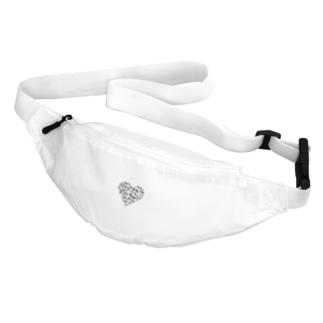 グレーお豆さん♡ Belt Bag