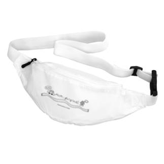 愛美デザイン ウエストポーチ Belt Bag
