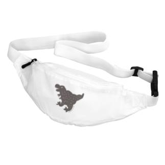 ブラックティラノ Belt Bag