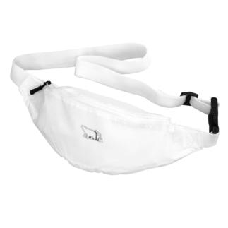 シロクマと氷山(小) Belt Bag