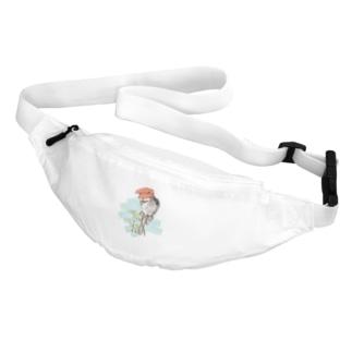 山鴞〜ふくろう〜 Belt Bag