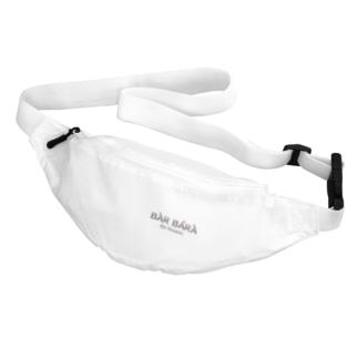 京都バルバラのグッズだよのバルバラロゴシリーズ Belt Bag