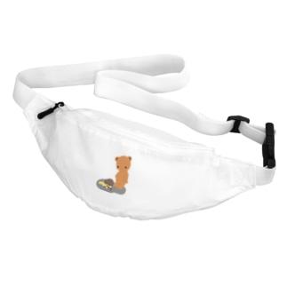ほぼ動物園の放心 Belt Bag