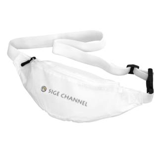 シゲチャンネルテキスト(B) Belt Bag