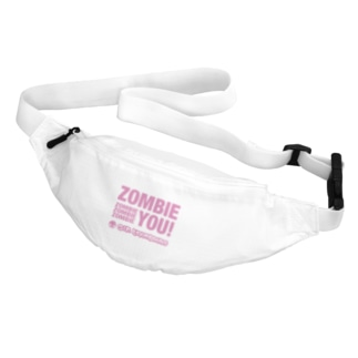 KohsukeのZombie You! (pink print) Belt Bag