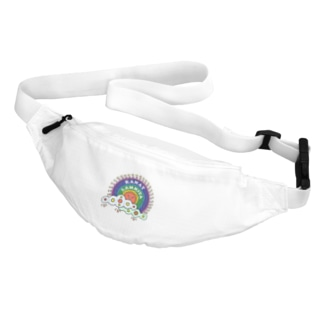 KANAT LAMHITA ロゴ Belt Bag