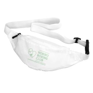 株式会社RiceCakeのNOBIRU BOXING CLUB公式グッズ Belt Bag