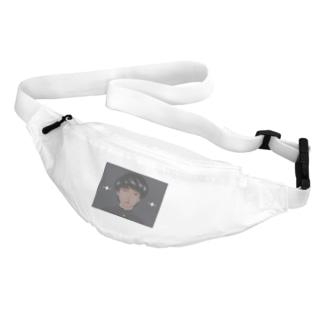 (体調)不良 Belt Bag