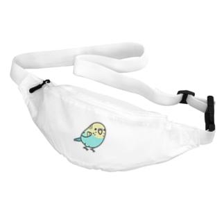 Chubby Bird セキセイインコ レインボー 男の子 Body Bag
