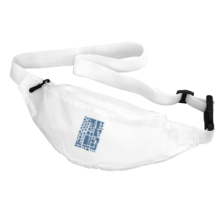 ぽたぽたぽふぽふ完全版 Belt Bag