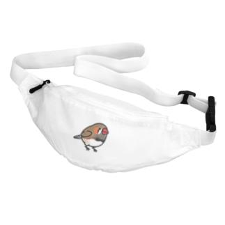 Chubby Bird キンカチョウ Body Bag