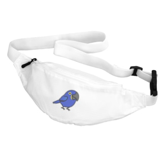 Chubby Bird スミレコンゴウインコ Body Bag